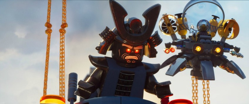 LEGO Ninjago Movie Mom Review