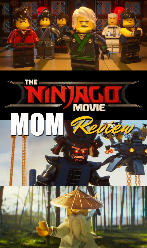 LEGO Ninjago Movie Mom Review