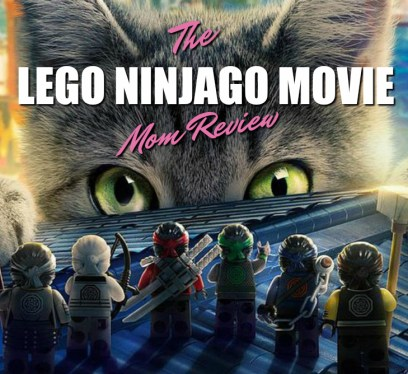 Lego Ninjago Movie review