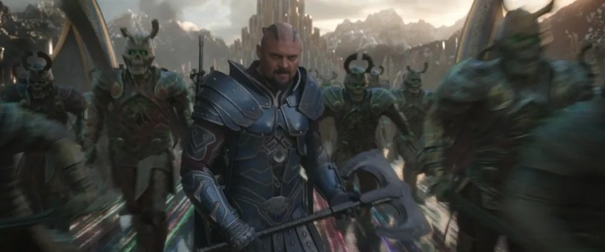 Thor: Ragnarok, Skurge, images