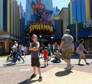 Universal Orlando Resort, Islands of Adventure, Marvel Island