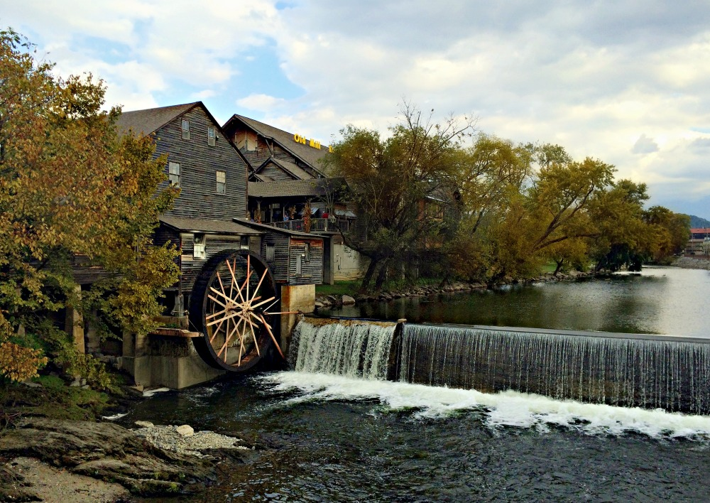 Pigeon Forge, The Old Mill