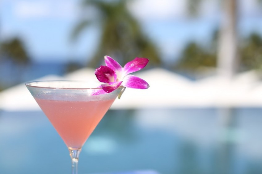 visit hawaii, cocktail