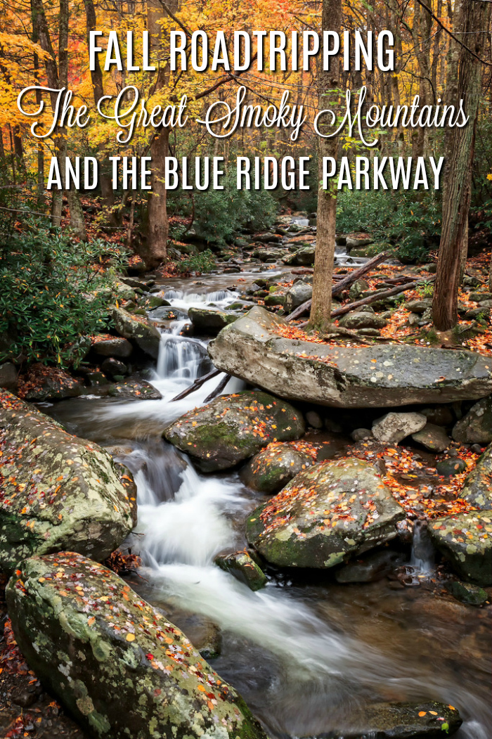 fall road trips USA, Smoky Mountains,