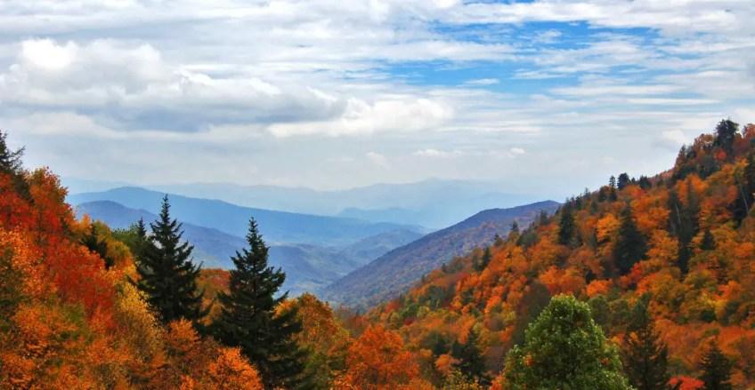 Smoky Mountains, kia niro