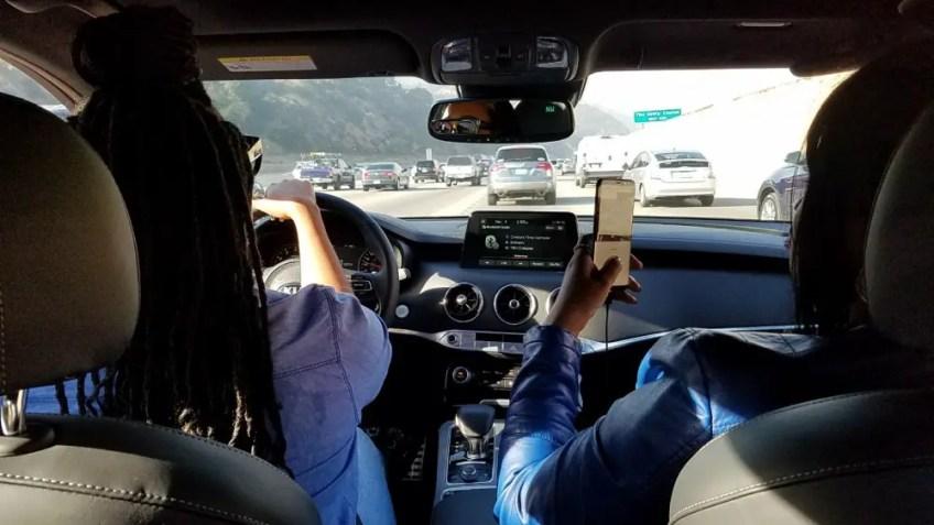 safe road trip