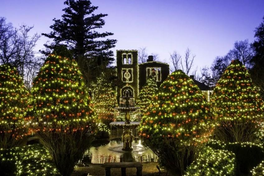 things to do in Atlanta for Christmas, Christmas lights in Atlanta