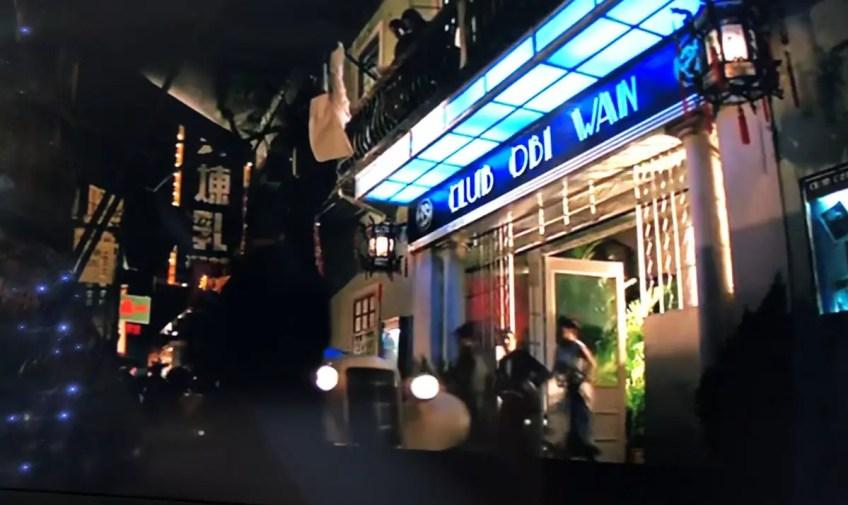 club obi wan in shanghai