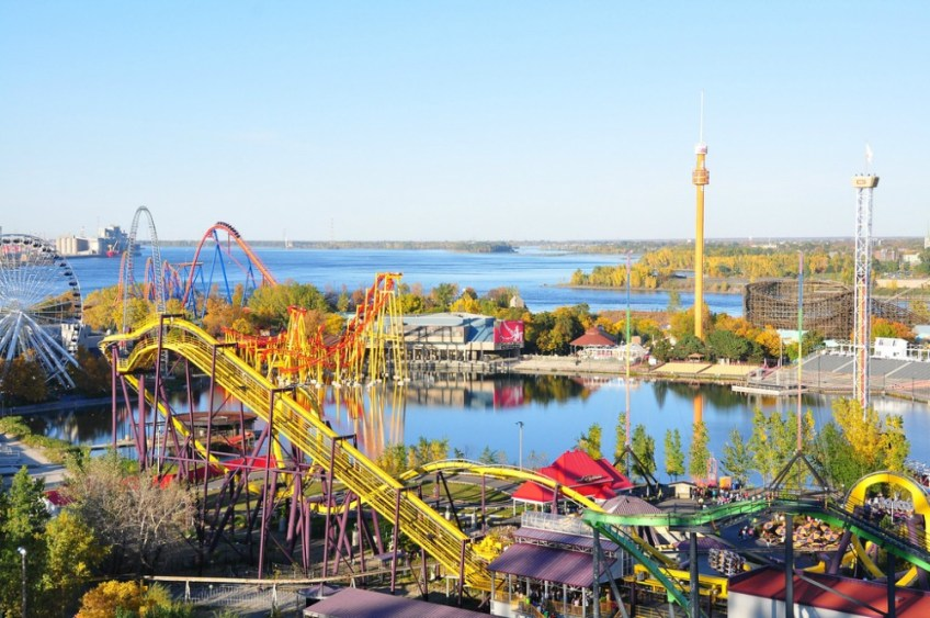theme parks in canada