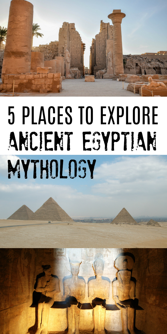 Places to explore ancient Egypt - Travel to one of the most intriguing places on earth