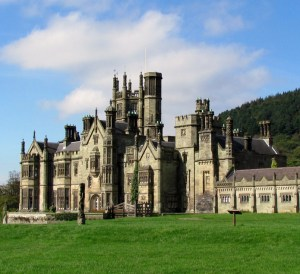 Gothic Castles in the UK