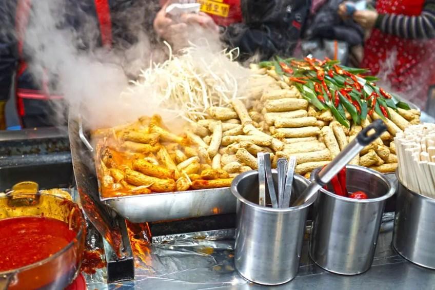 7 street food