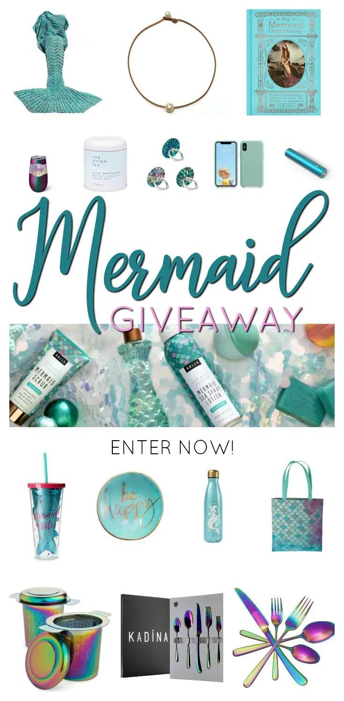 mermaid giveaway