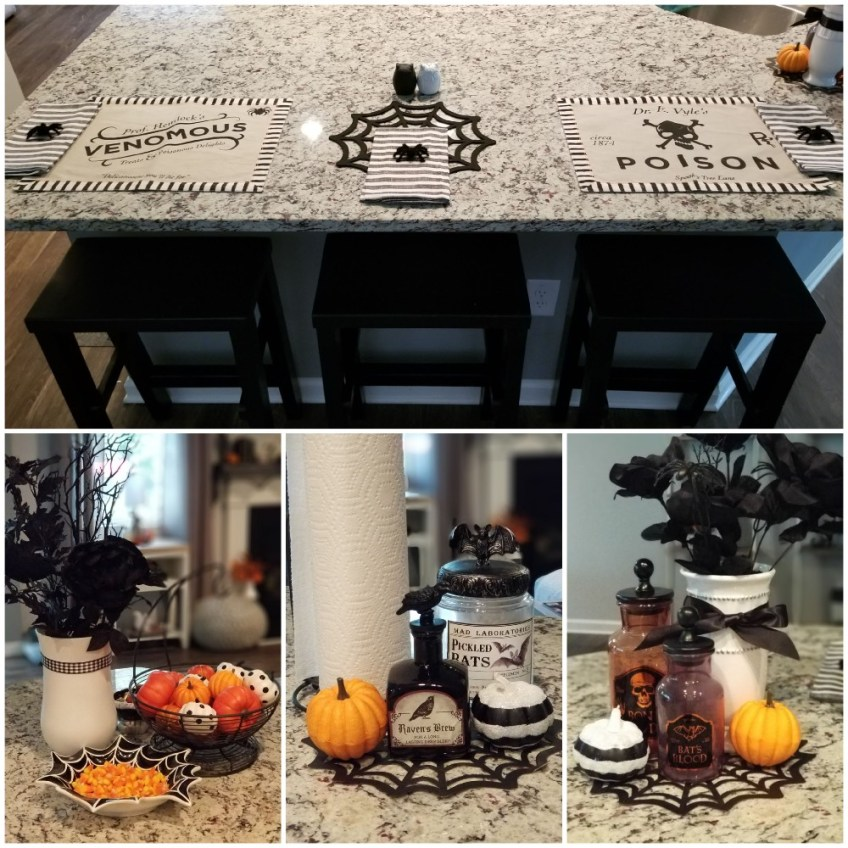 Halloween Favorites, Halloween Decor
