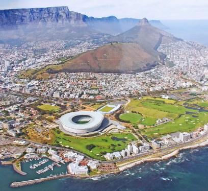 south africa cape town, honeymoon destinations
