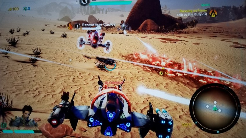 Starlink: Battle for Atlas Review, ShadowGamingAR