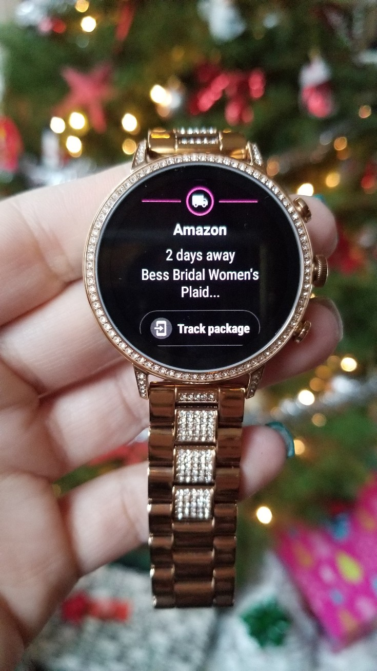 fossil women's smartwatch, Fossil Gen 4 Venture HR review