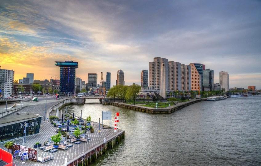 Stay in Rotterdam
