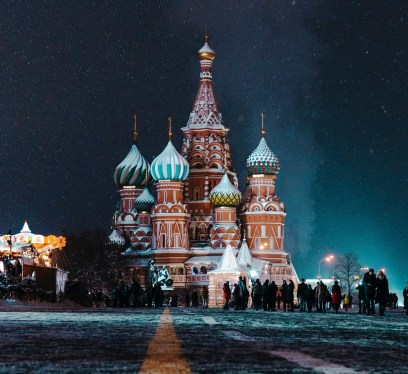 Russia on a budget