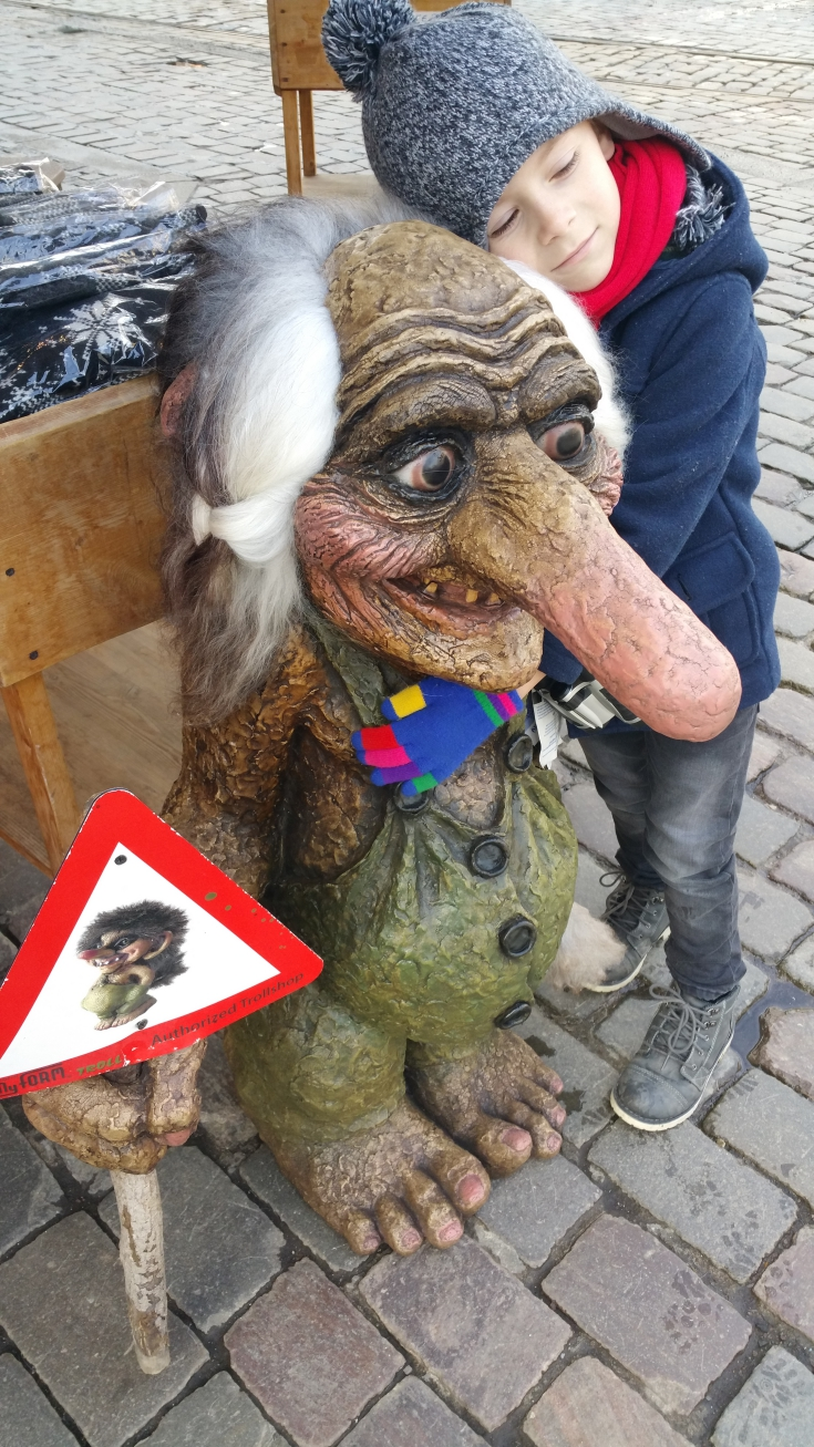 Norwegian Trolls