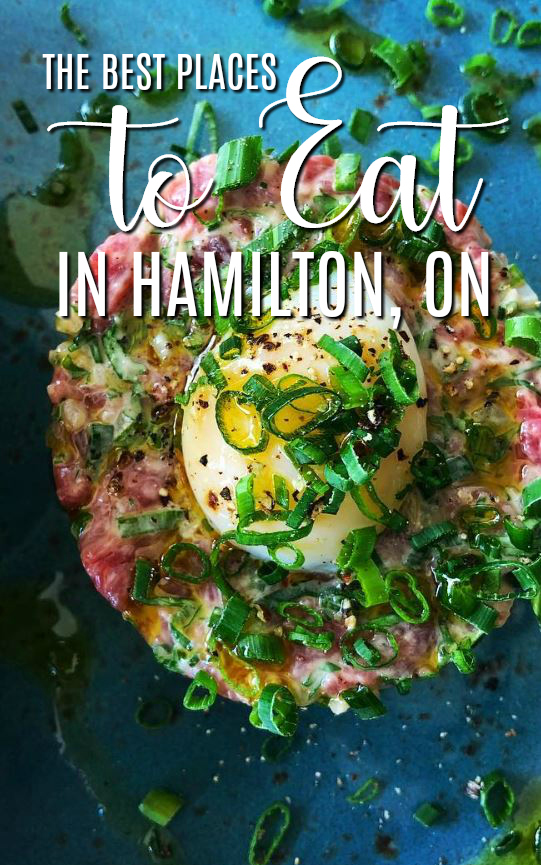 Born and Raised IG, best places to eat in Hamilton