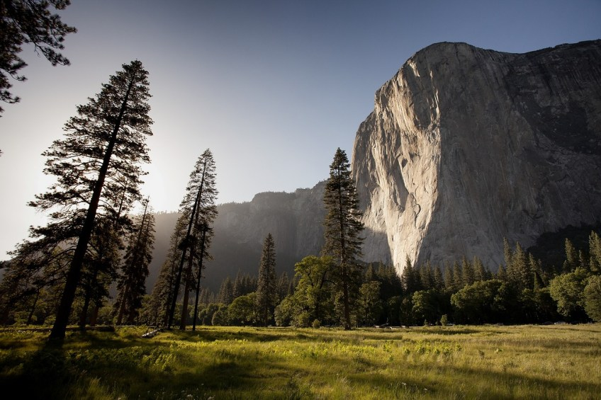 tourist destinations in California, yosemite