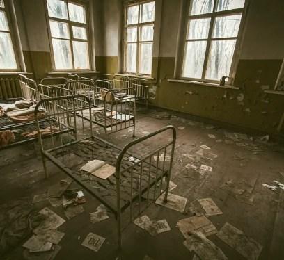 visit Chernobyl, Pripyat