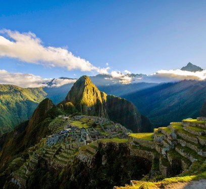 Pack for travel to Peru, Machu Picchu