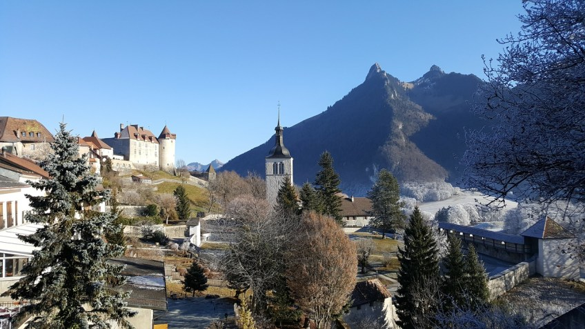 Gruyeres, Switzerland