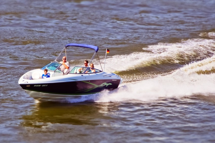 boating tips, speed boat