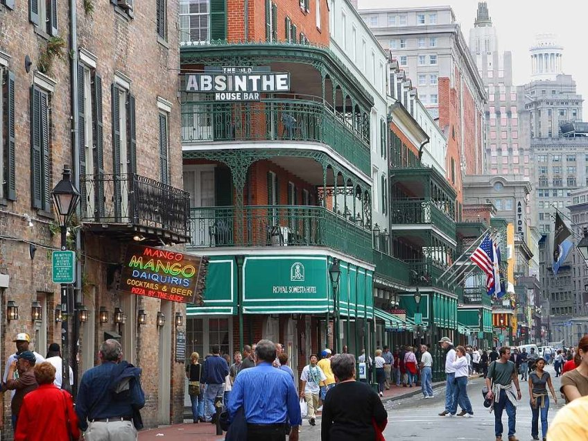 US food Tours, New Orleans