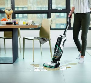 vacuum and mop at the same time