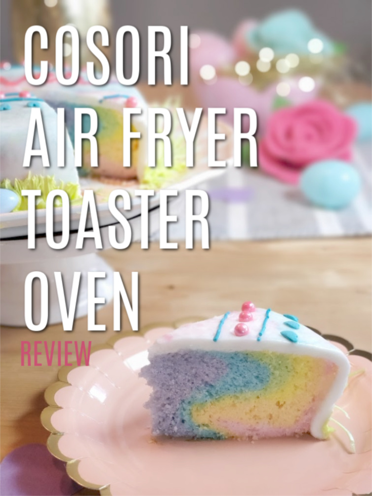 toaster oven that air fries, Cosori Air Fryer Toaster Oven Review