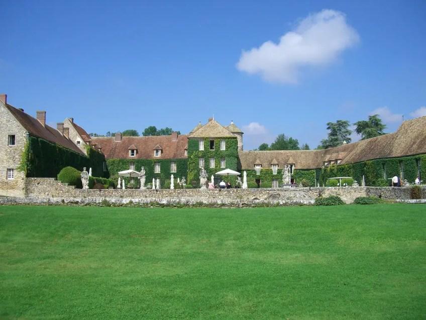 Château de Villiers-le-Mahieu, France