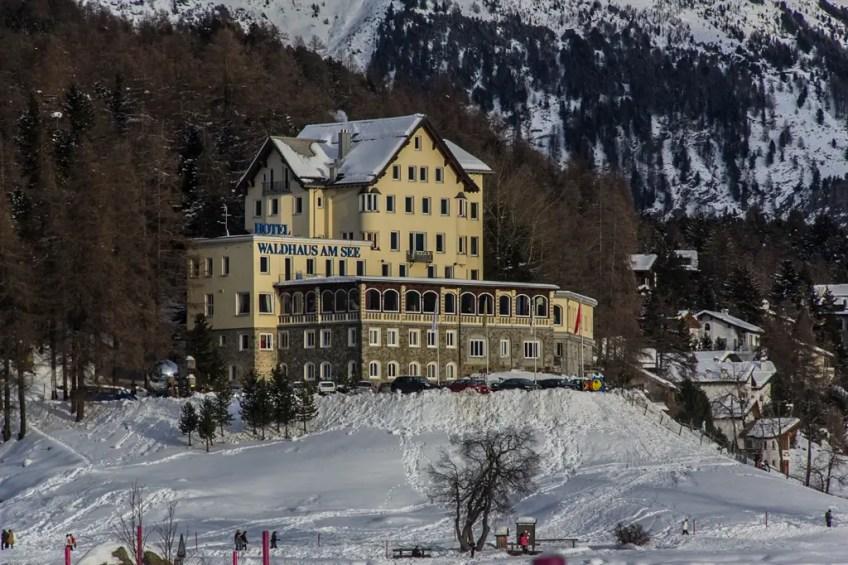 Waldhaus Hotel, Switzerland