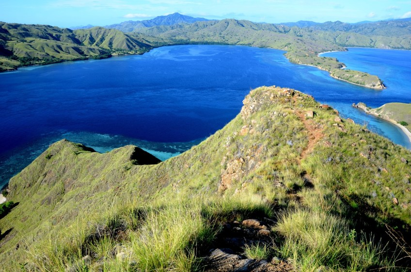 Komodo Island, warm destinations