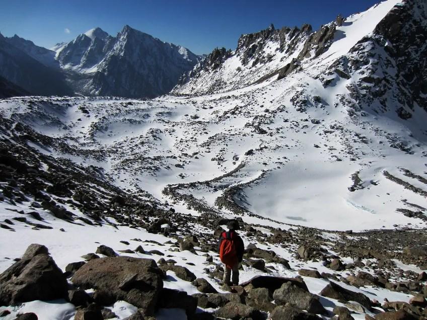 Dolma La Pass & Gaurikund Lake - Kailash