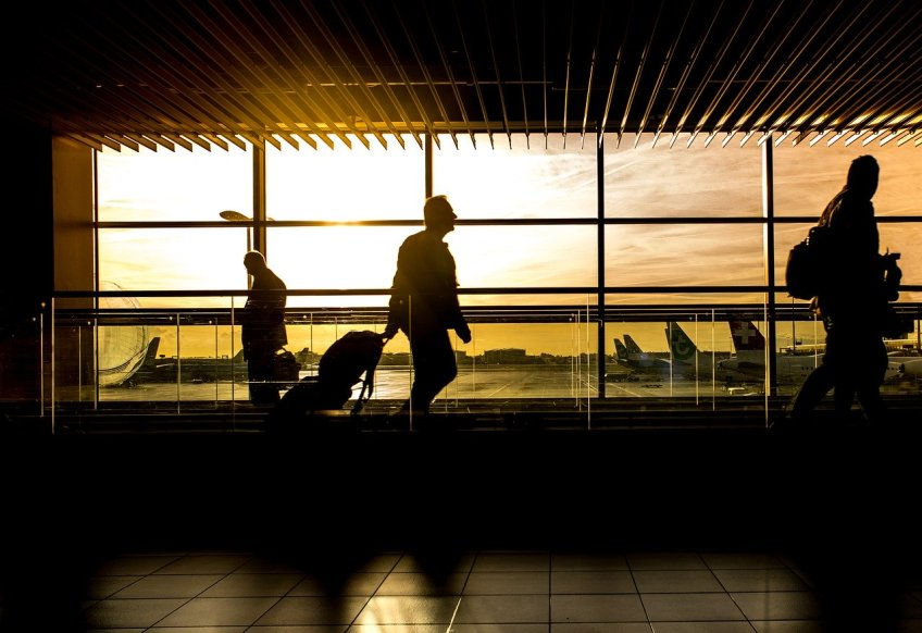 travelers, airport, best time to get to JFK, traveling during current global health concerns, travel hacks