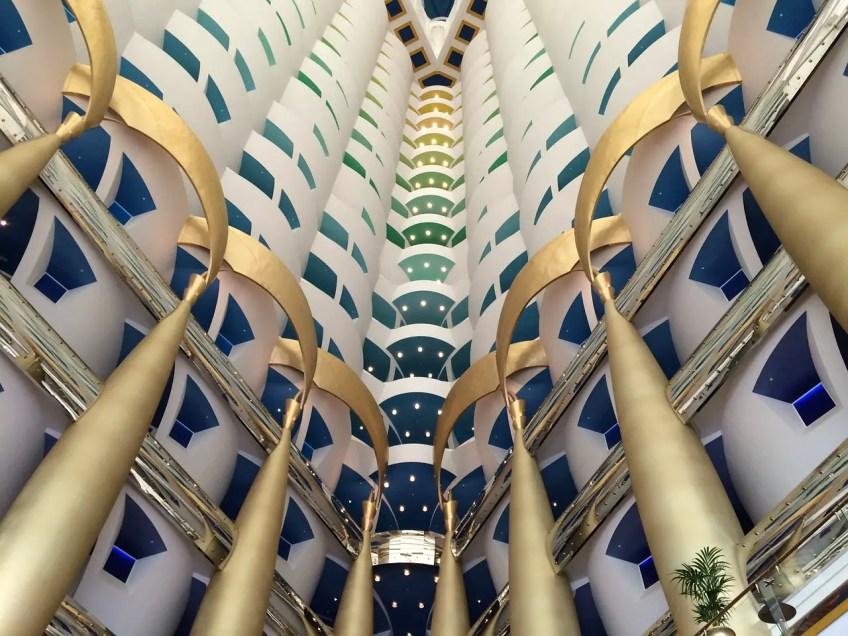Burj al Arab, Dubai hotel