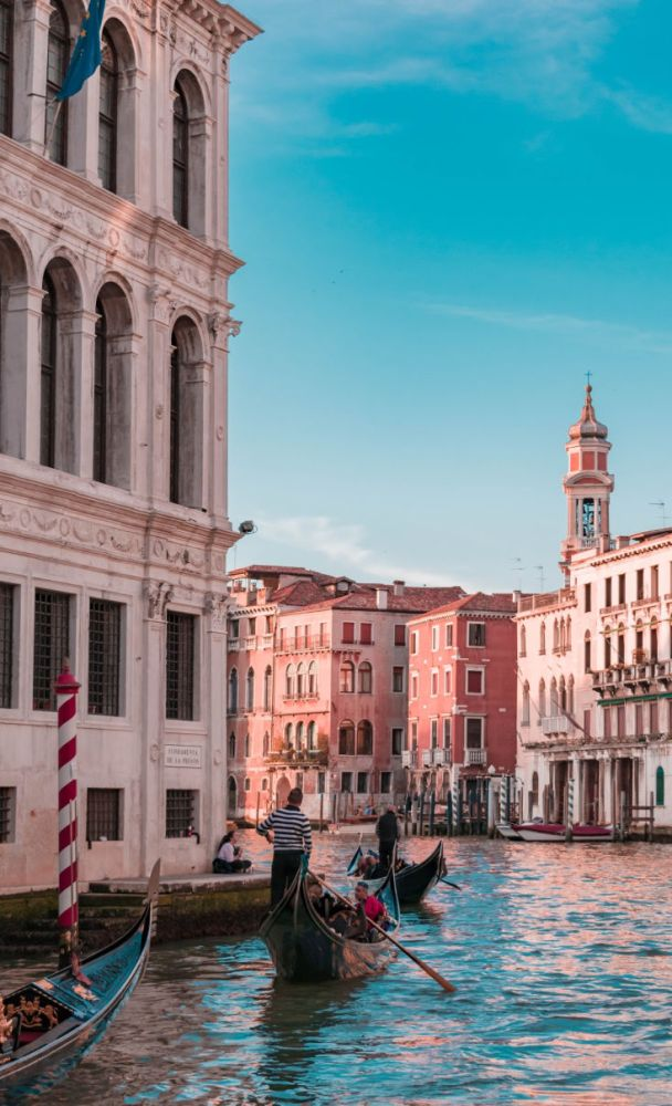 Venice Italy, Europe on a Budget, top vacation countries