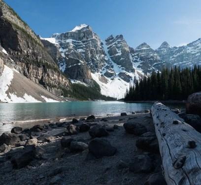 Alberta, visiting Canada