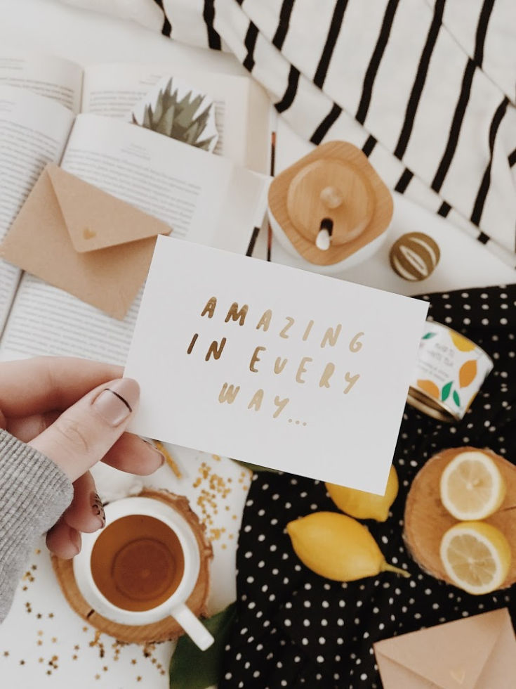 reasons to send a greeting card