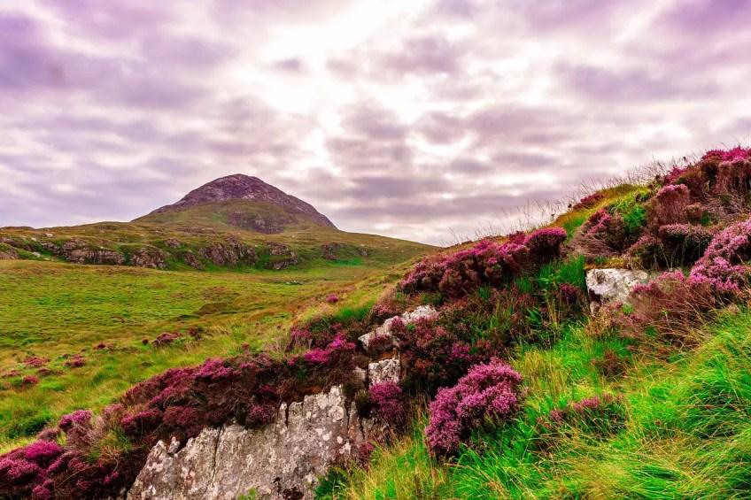 Ireland Landscape connemara Ireland Adventures