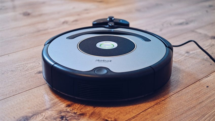 keep your home clean, roomba robot vacuum cleaner