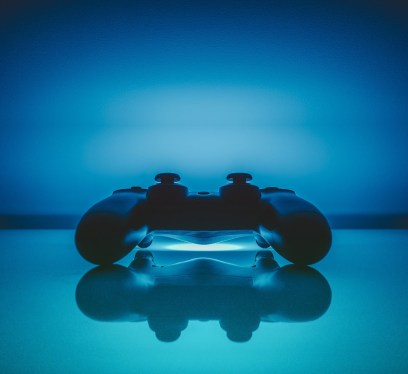 video game controller, gaming