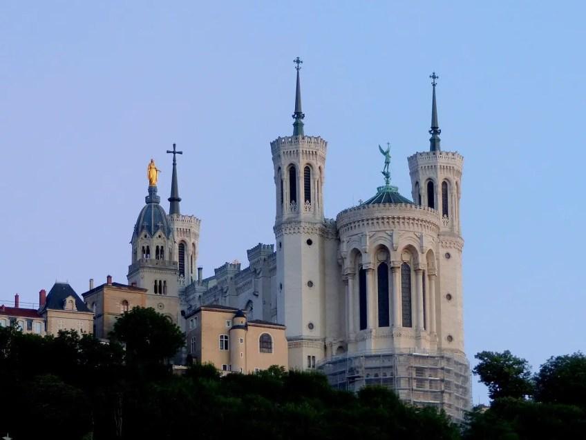 Lyon guided Tour, Fourviere basilica