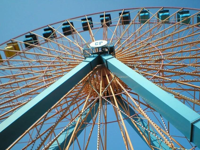 Best US theme parks, cedar point