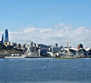 Marine Azerbaijan Nature