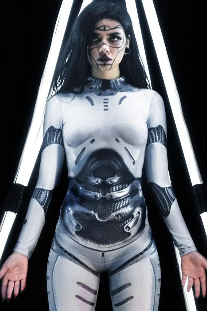 White Droid