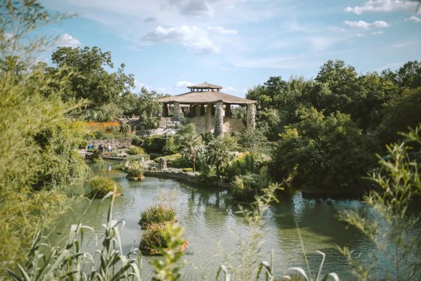 Japanese tea garden san Antonio Texas